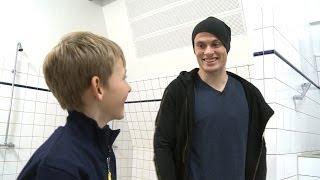 Thygesen viser rundt på Brøndby Stadion | brondby.com