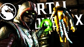 DISGUSTING BUT AWESOME | Mortal Kombat X #1