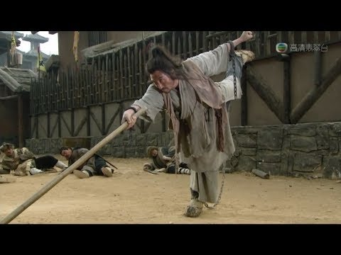 Martial Arts Movies  Best fight s of the water margin  Part 4    Lin Chong, Wu