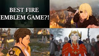 10 Reasons Why Three Houses Will Be THE BEST Fire Emblem Game
