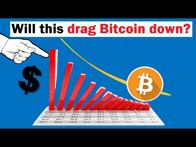 Bitcoin Bounces... But Will This DRAG it Down Again?