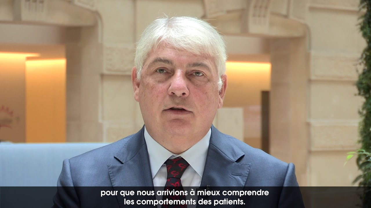 Sanofi – Sciences du Comportement – Interview du Dr  Bernard Hamelin