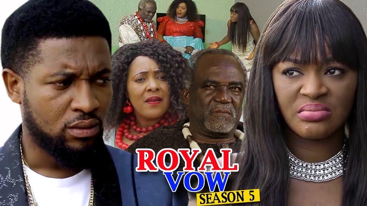 Download Royal Vow Season 5 - 2018 Latest Nigerian Nollywood Movie Full HD | YouTube Films