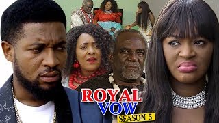 Royal Vow Season 5 - 2018 Latest Nigerian Nollywood Movie Full HD | YouTube Films