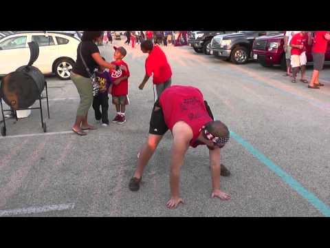 The Kids love Cougars On Campus.  Watch this Showtime Act!!