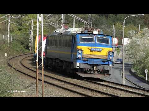 TRAINSPOTTING VOL 1275 Trenes renfe en acción U 4K