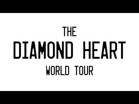 Lady Gaga - The Diamond Heart World Tour Announcement (fanmade)
