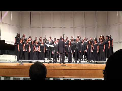 Enter His Gates by Mark Butler FAMU Concert Chorale - Choir