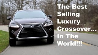 Is The 2016 Lexus RX350 The Best Luxury Crossover?