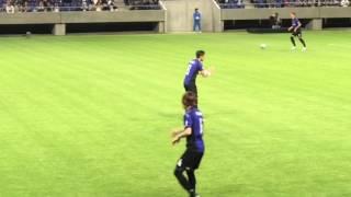 ACL ガンバ大阪 選手コールからミアガンバオーサカ thumbnail
