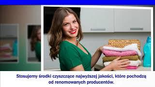 Czyszczenie odzieży prasowanie usuwanie zabrudzeń Poznań Mewa Czyszczenie odzieży