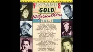YESTERDAYS GOLD VOL.1 - 24 GOLDEN OLDIES-FULL ALBUM
