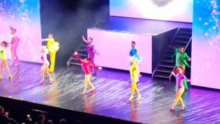 The colorful cast of dancing with the stars live tour
