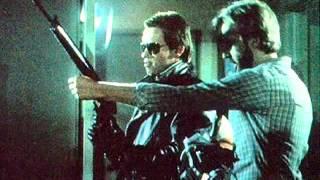 Фотографии со съёмок фильма Терминатор (1984)