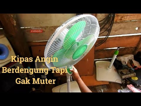 Tutorial Maintenance Kipas Angin Miyako 24h News