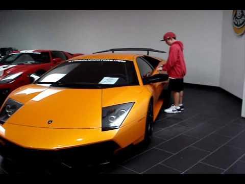 2010 Lamborghini Murcielago Lp670 4 Super Veloce Symbolic Motors