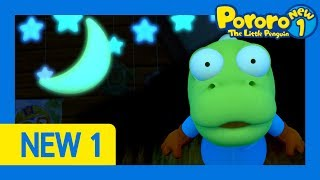 Ep12 I Want to Have the Moon | What's that round object in the sky? | Pororo HD | Pororo New1