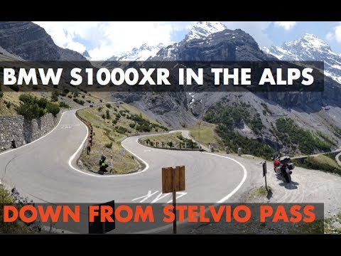 S1000XR in The Alps: Part 2: Stelvio Pass