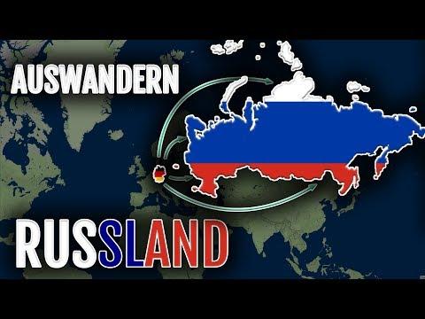 Auswandern Russland 🇷🇺   Vorteile und Vorgehen