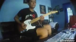 Alexa - Jangan Kau Lepas  Guitar Cover