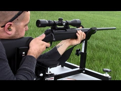 Remington 770  270 Win - Zero and 100yd Test Groups
