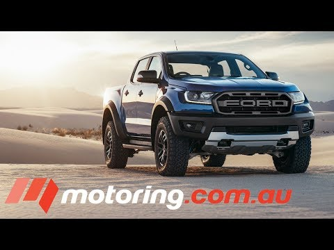 2018 Ford Ranger Raptor Reveal | motoring.com.au