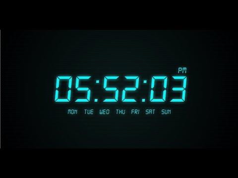 Digital Clock In JS   JavaScript Tutorials   Web Development Tutorials