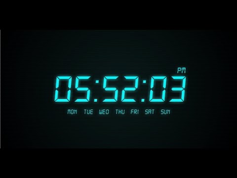 Digital Clock In JS | JavaScript Tutorials | Web Development Tutorials