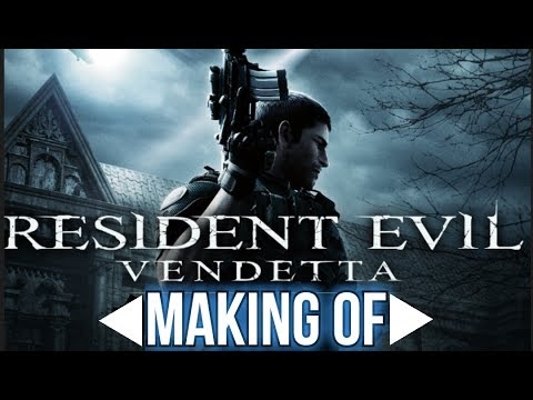 Resident Evil Vendetta | Making of