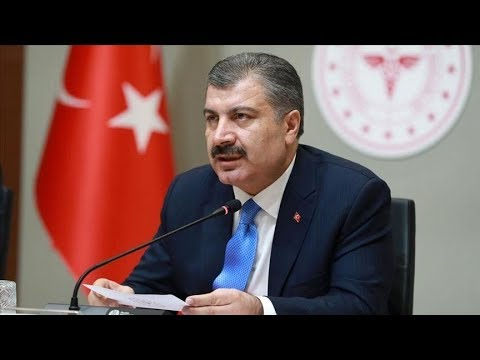 Sağlık Bakanı Koca: Toplam vaka 34 bin 109, can kaybı 725'e ulaştı
