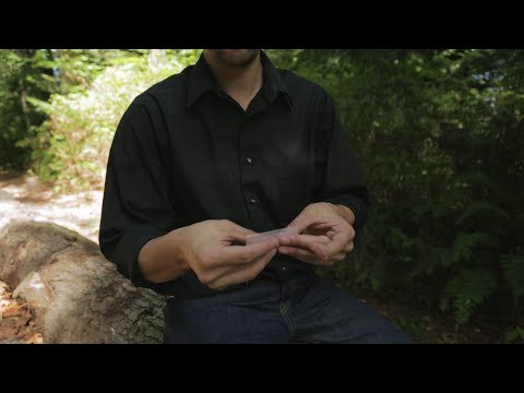 EXPERT JOINTS -  HOW TO ROLL A JOINT OUTSIDE - GANJA ON THE GO