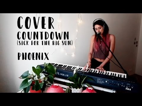 Cover Countdown (Sick For The Big Sun) Phoenix