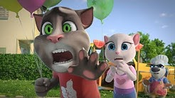 The Good Germ - Talking Tom and Friends | Season 4 Episode 3