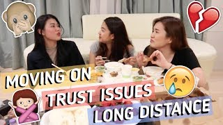 ANSWERING LOVE QUESTIONS (FT. TONI SIA & JANICA NAM)