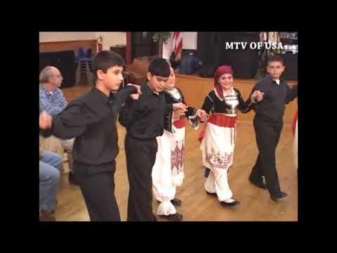 Omonoias 90th Anniversary,Macedonian TV of USA,