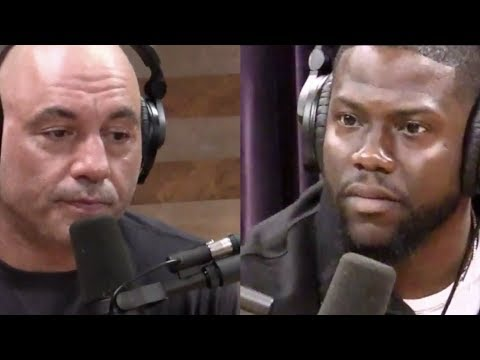 "Kevin Hart ""It&39;s Not Cool to Be Postive""  Joe Rogan"