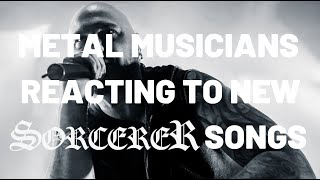 """BJÖRN """"SPEED"""" STRID (SOILWORK, NFO) REACTS TO """"AGE OF THE DAMNED"""" FROM THE NEW SORCERER ALBUM"""