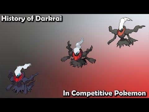How GOOD was Darkrai ACTUALLY? - History of Darkrai in Competitive Pokemon (Gens 4-7)