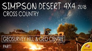 Simpson Desert 4WD Crossing | Cross Country | 2018 - ALLOFFROAD #142 Part 1