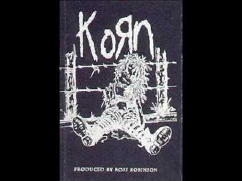 Korn  A  RARE UNRELEASED DEMO