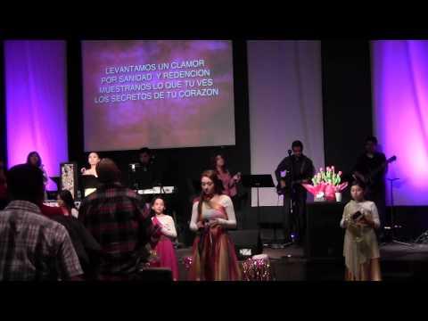 Alabanza Y Adoracion Iglesia El Camino (4-19-15)
