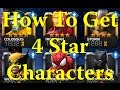 Marvel Contest of Champions - How To Get 4 Star Characters - Interview With Drummerboy26