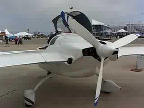 Cozy mark iv 4 seat canard diy airplane 200 mph 1000mile range