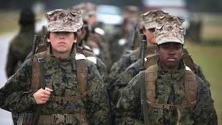 Top Military Brass Say Women Should Have To Register For The Draft - Newsy
