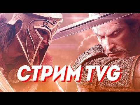 Стрим TimeVideoGame в