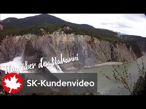 Flug zum Nahanni Nationalpark (SK-Kundenvideo 2016)