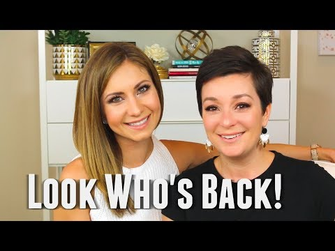 Look Who's Back! Get Ready With Us | Persona Cosmetics Eye Palette