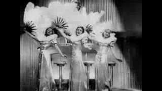 "Christl Mardayn, Karin Hardt, Edith Oss,1939. ""Komm"