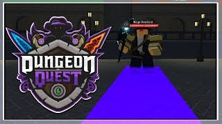 GRINDING THE CANALS | Dungeon Quest - Roblox LiveStream (NEW DUNGEON) [level 107]