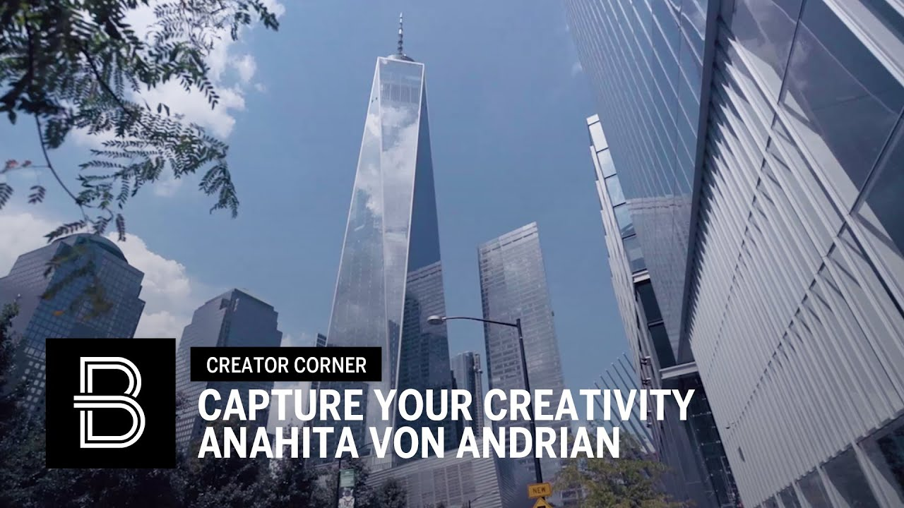 Capture Your Creativity — Regardless with Anahita von Andrian